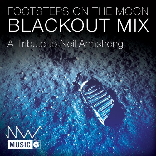 Footsteps on the Moon Blackout Mix