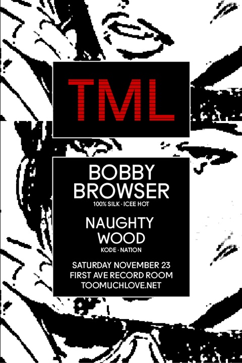 Bobby Browser | Naughty Wood